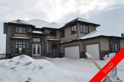 Magrath House for sale: Summit of Magrath 5 bedroom 4,860 sq.ft. (Listed 2011-03-11)