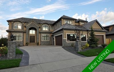 Mactaggart House for sale: Uplands of Mactaggart 6 bedroom 6,391 sq.ft. (Listed 2016-09-23)